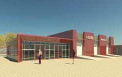 Проектирование автомобильных моечных комплексов