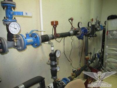 Фото 13. Помещение электрощитовой на третьем этаже в осях 2-1_Б-А
