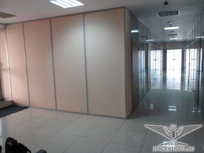 Фото 5. Холл мансардного этажа в осях 3-2_А-Б